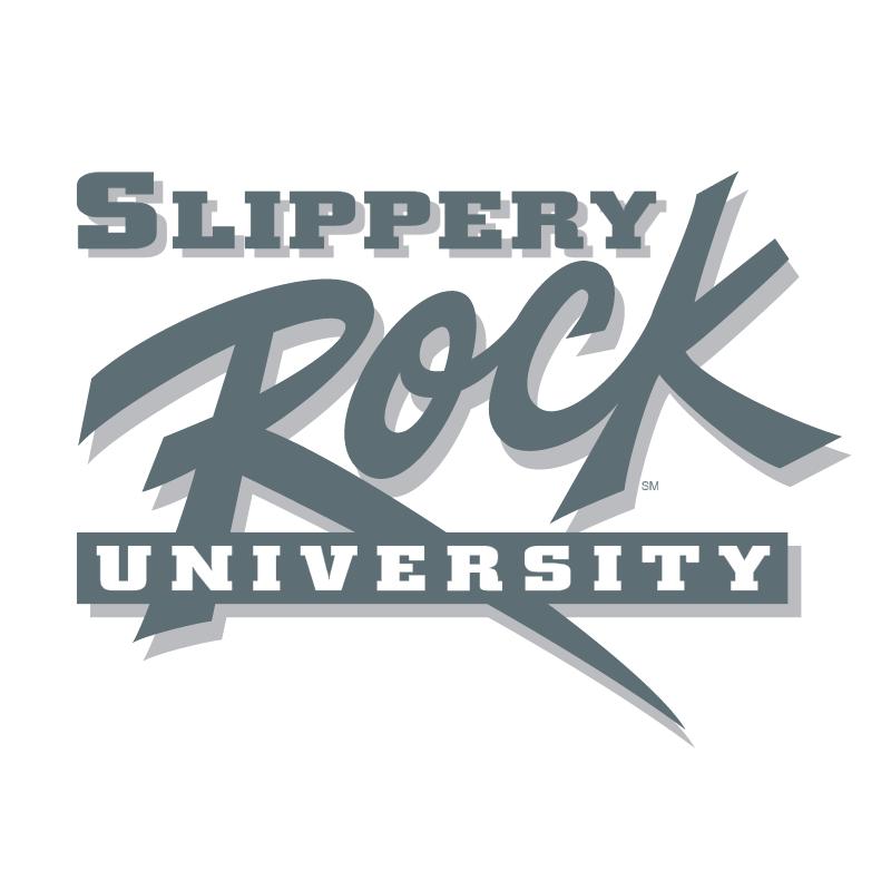 Slippery Rock University vector