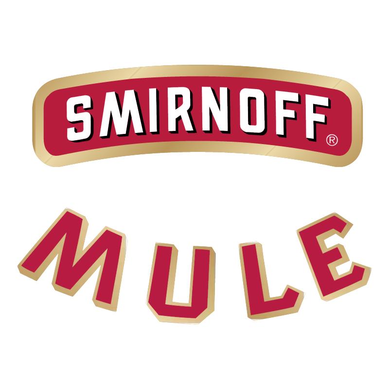 Smirnoff Mule vector