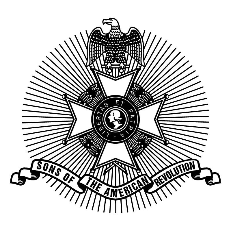 Sons of the American Revolution vector