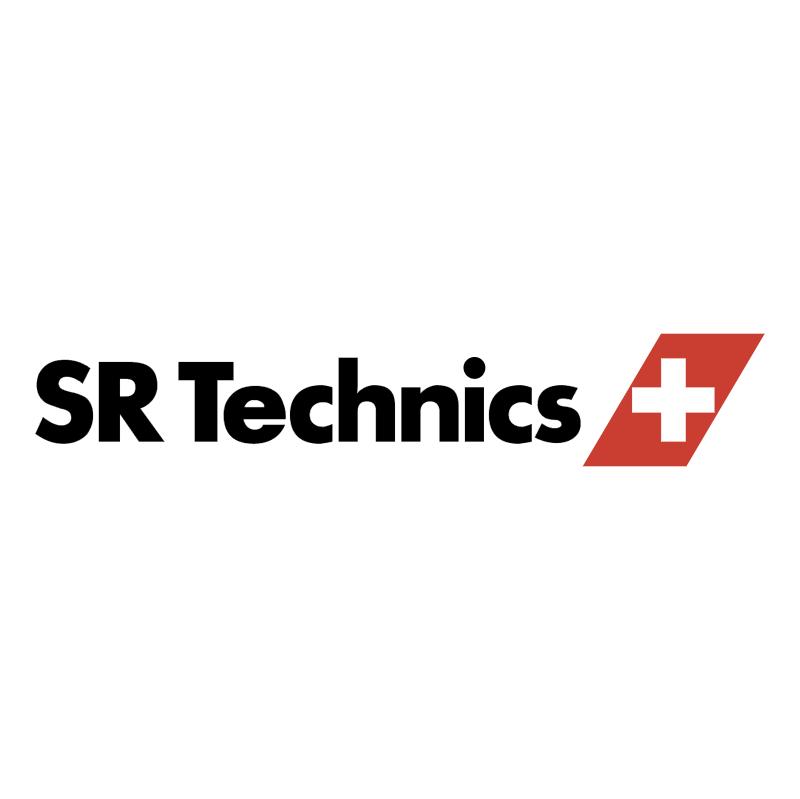 SR Technics vector logo