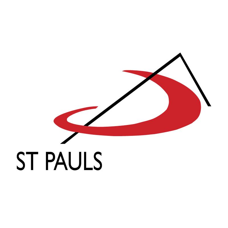 St Pauls vector logo