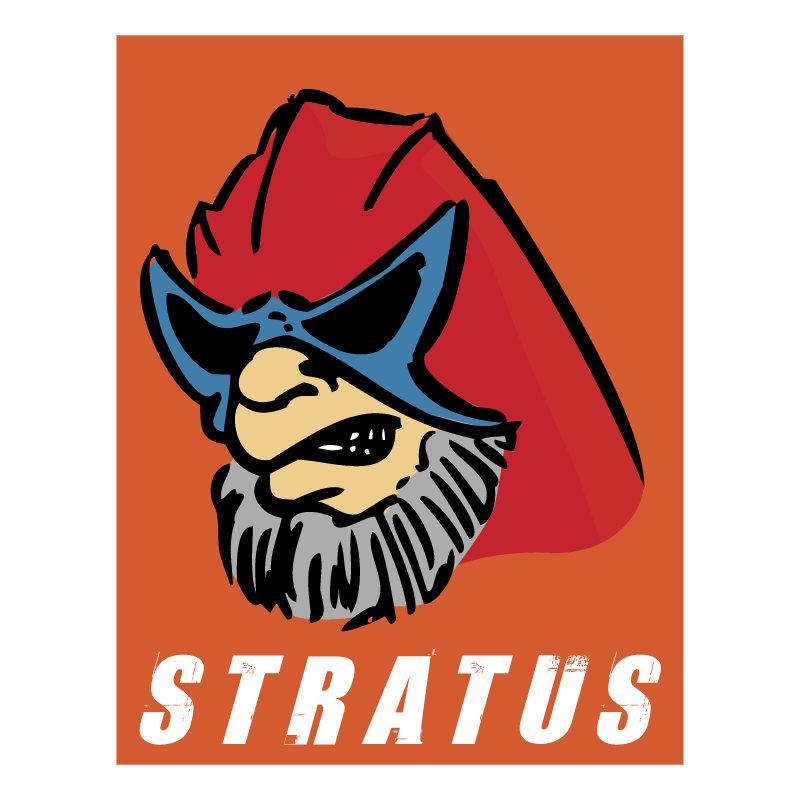 Stratus vector logo