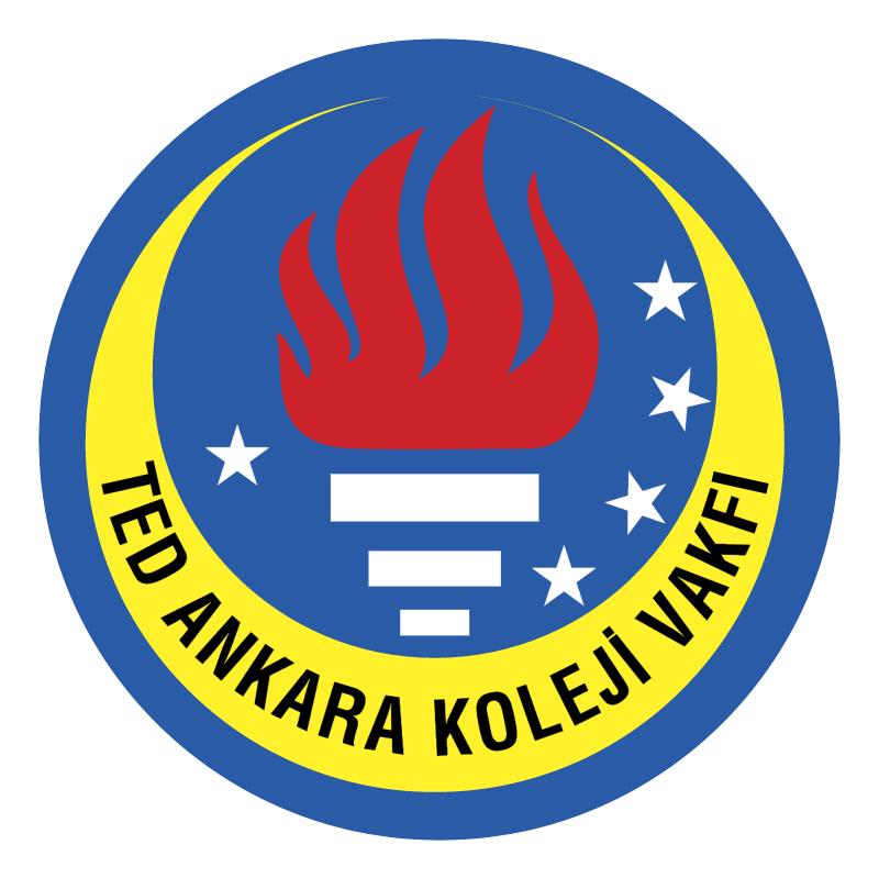 Ted Ankara Koleji Vakfi vector