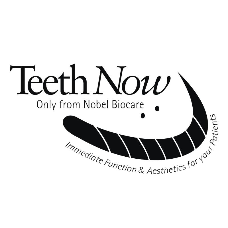 Teeth Now vector logo