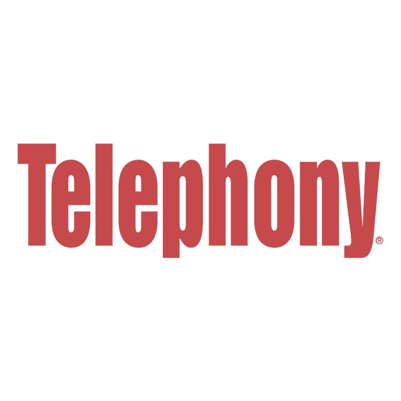Telephony vector
