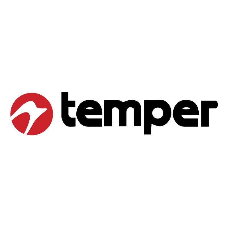 Temper vector logo