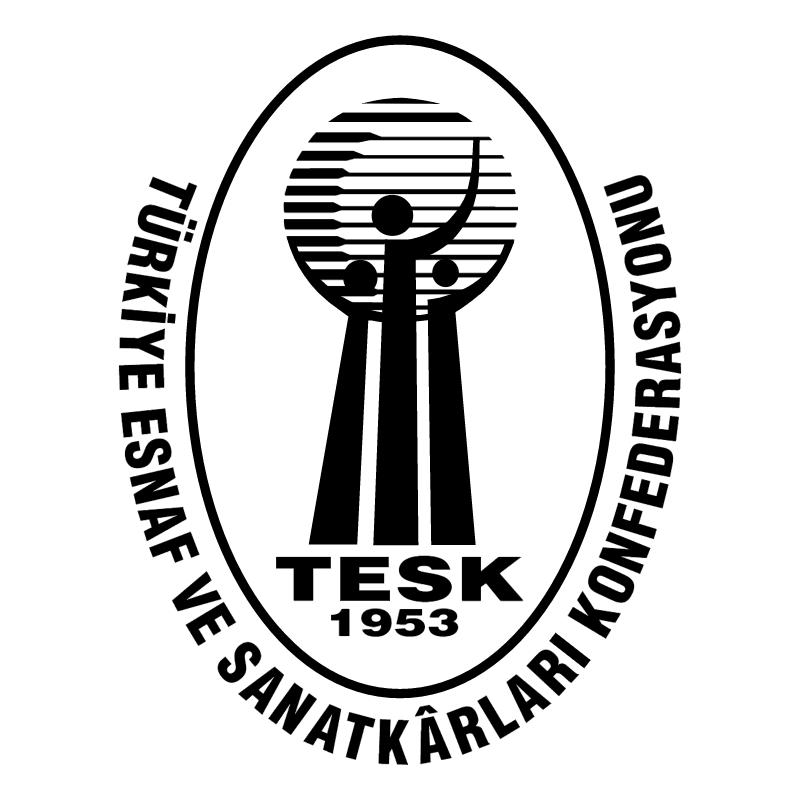 TESK vector logo