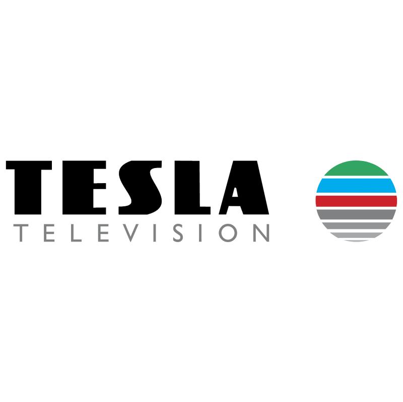 Tesla Television vector