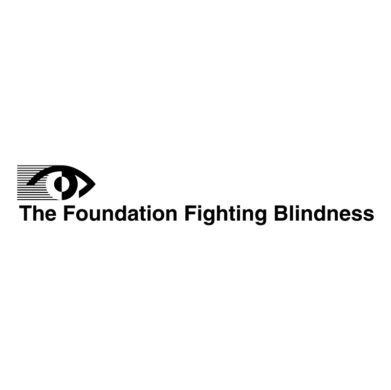 The Foundation Fighting Blindness vector