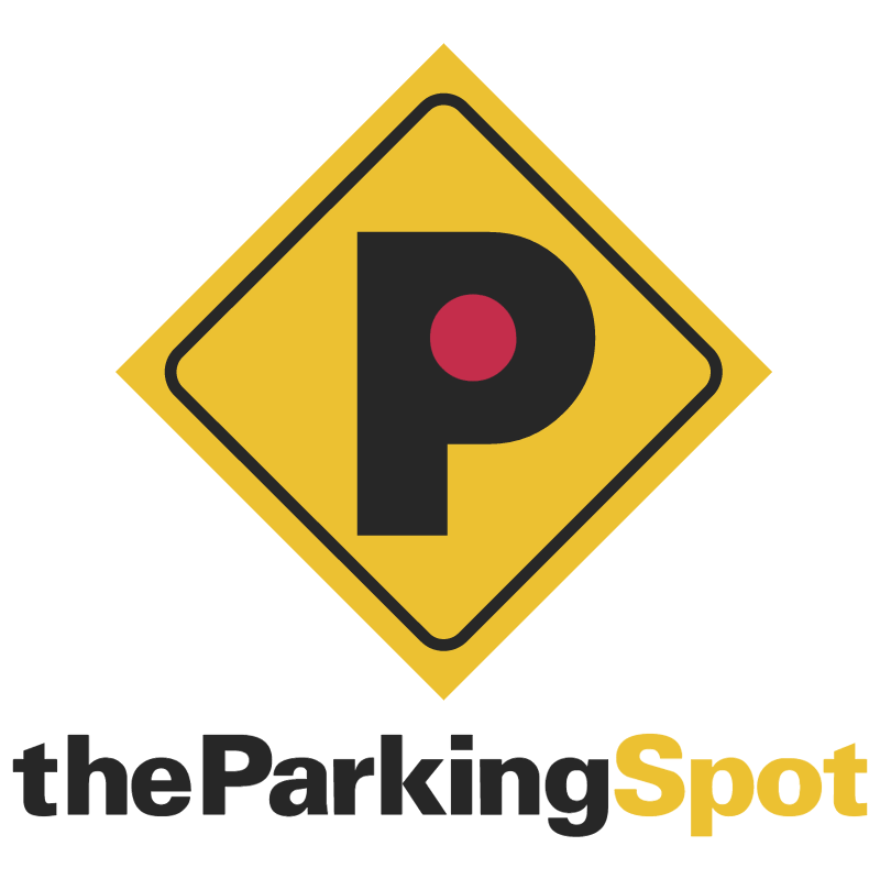 The Parking Spot vector