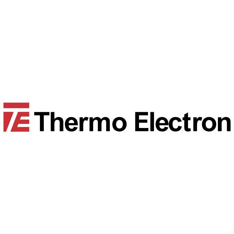 Thermo Electron vector