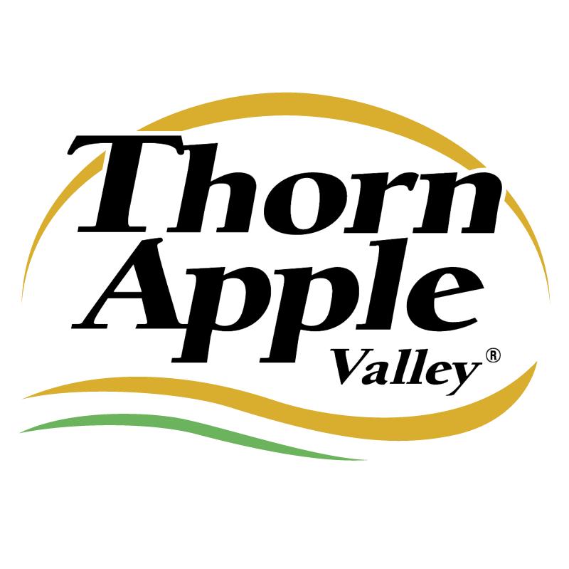 Thorn Apple Valley vector