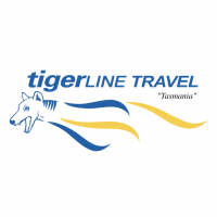 TigerLine Travel vector