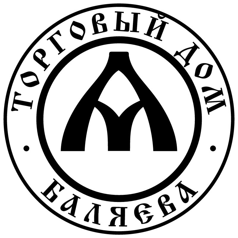 Torgovyj Dom Balyaeva vector
