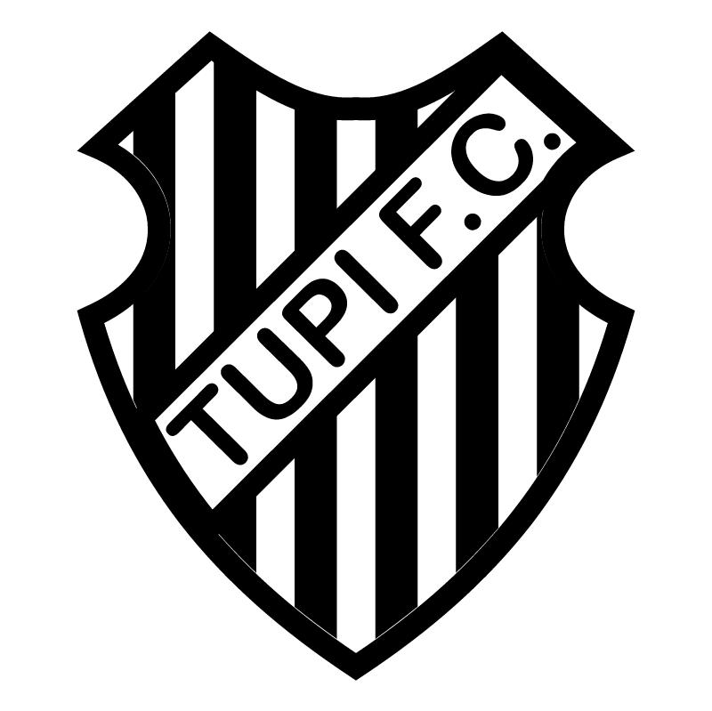 Tupi Foot Ball Club MG vector