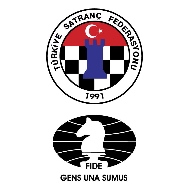 Turkiye Satranc Federasyonu vector