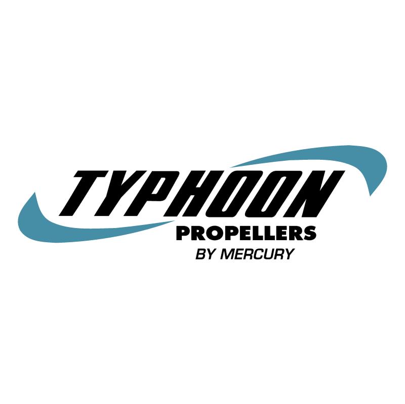 Typhoon Propellers vector