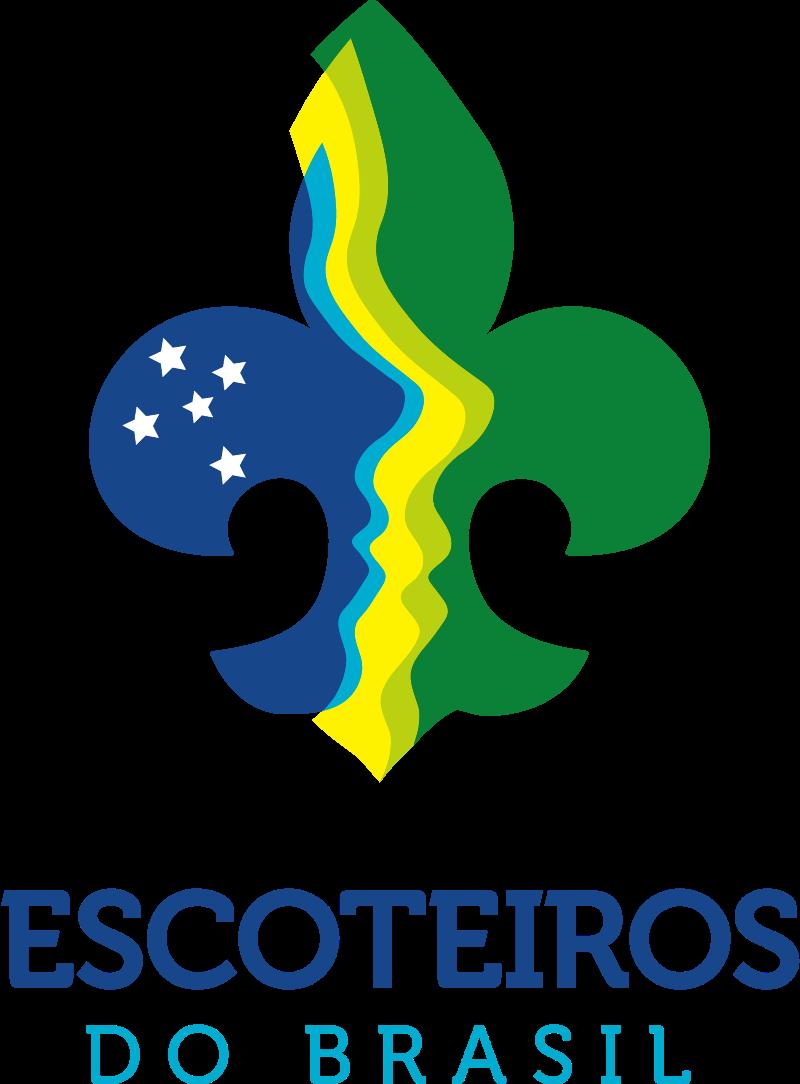 União dos Escoteiros do Brasil vector