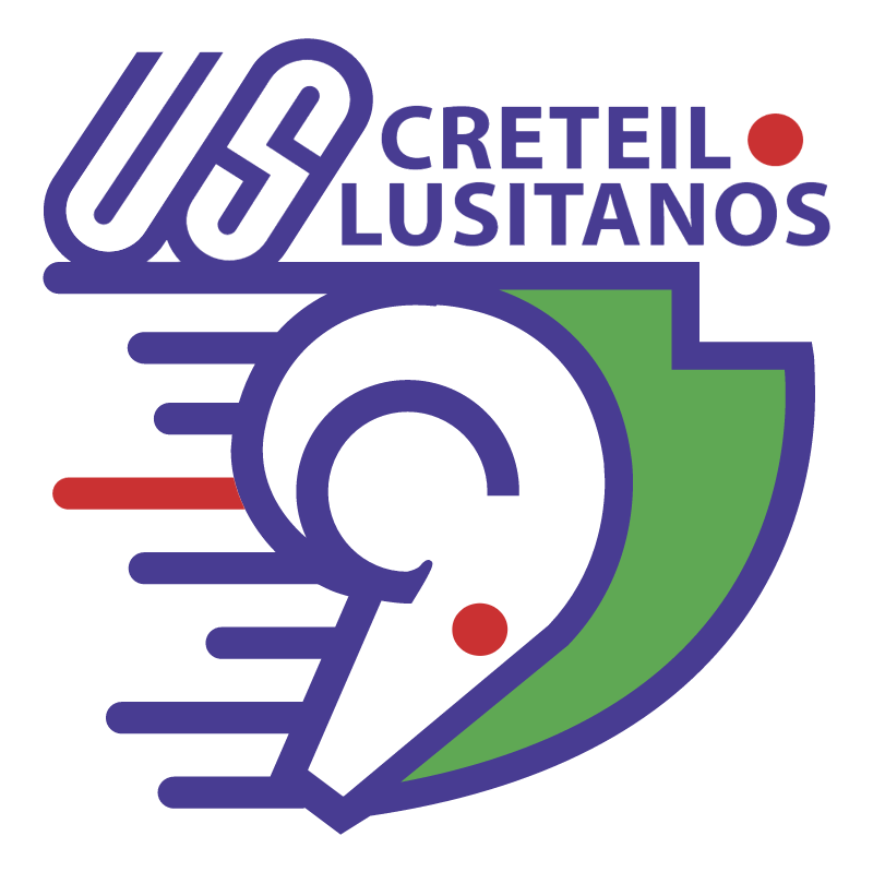 US Creteil Lusitanos vector