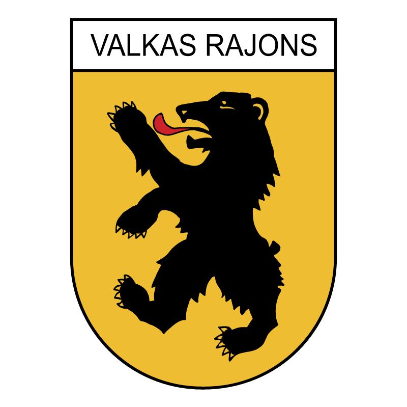 Valkas Rajons vector