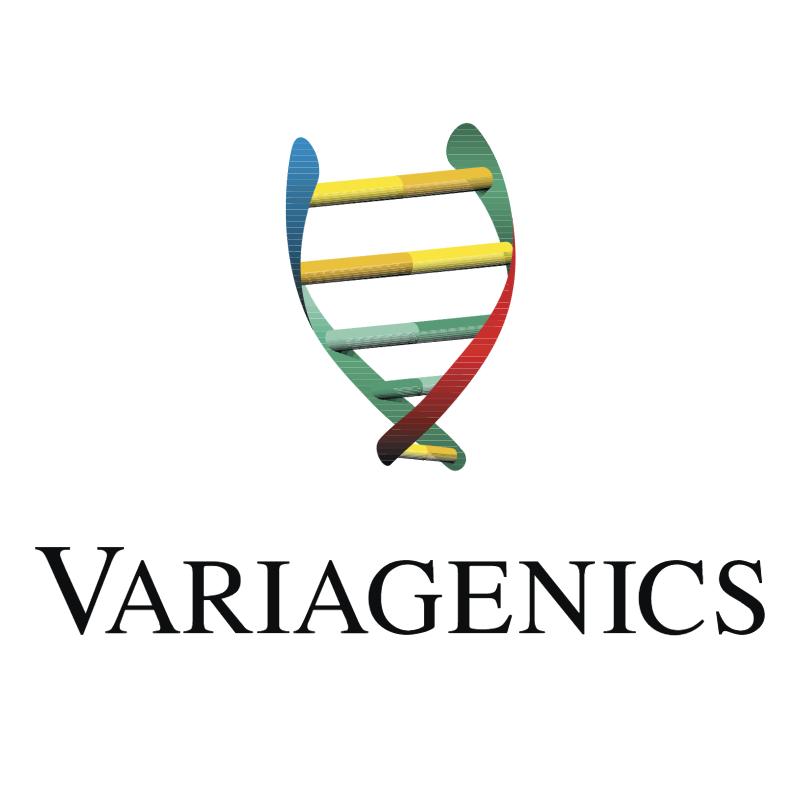 Variagenics vector logo