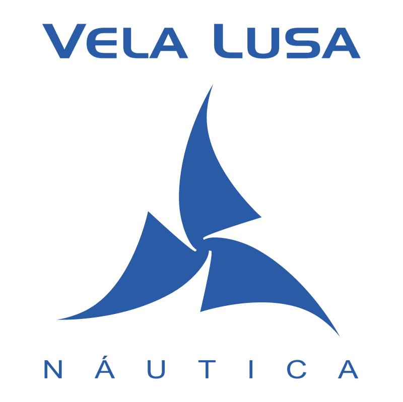 Vela Lusa vector