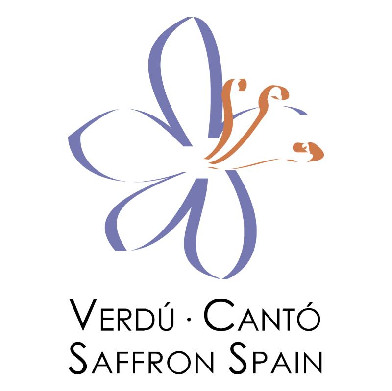Verdu Canto Saffron Spain vector