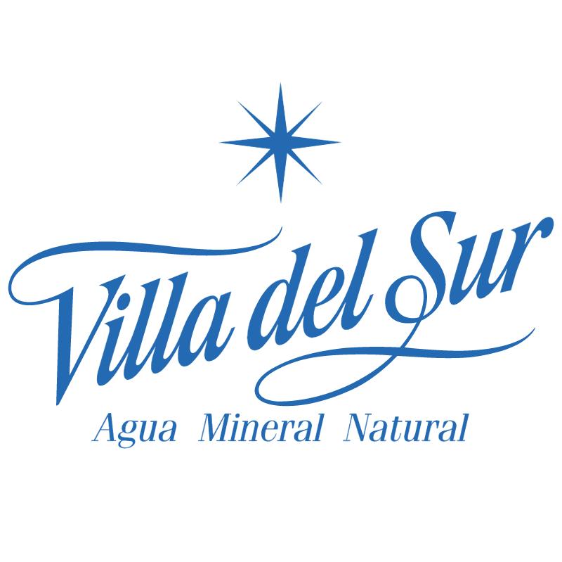 Villa del Sur vector