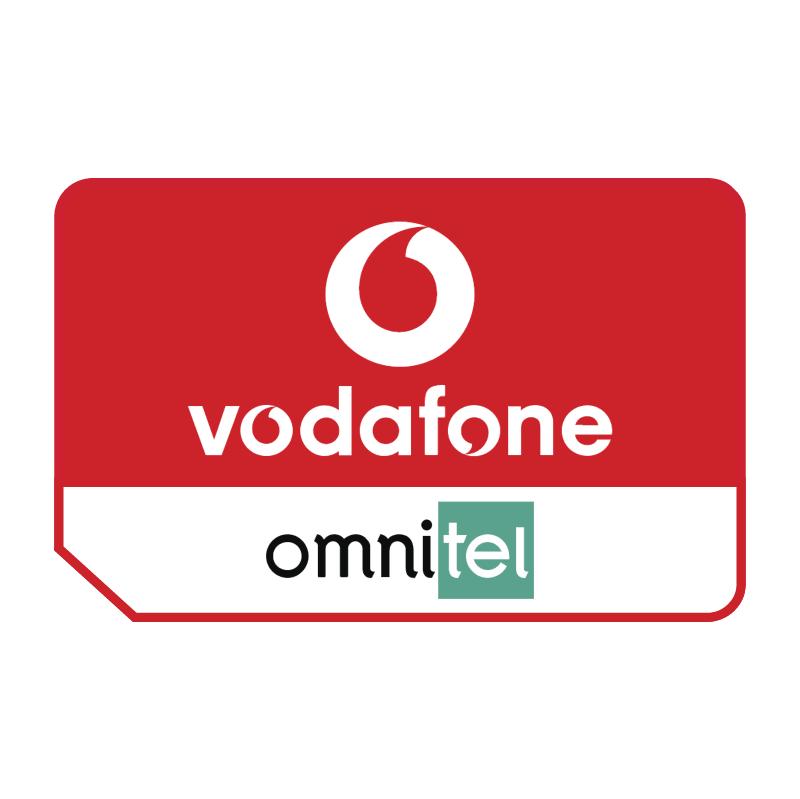 Vodafone Omnitel vector