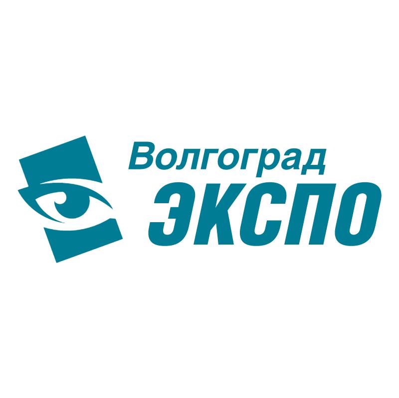 Volgograd Expo vector logo