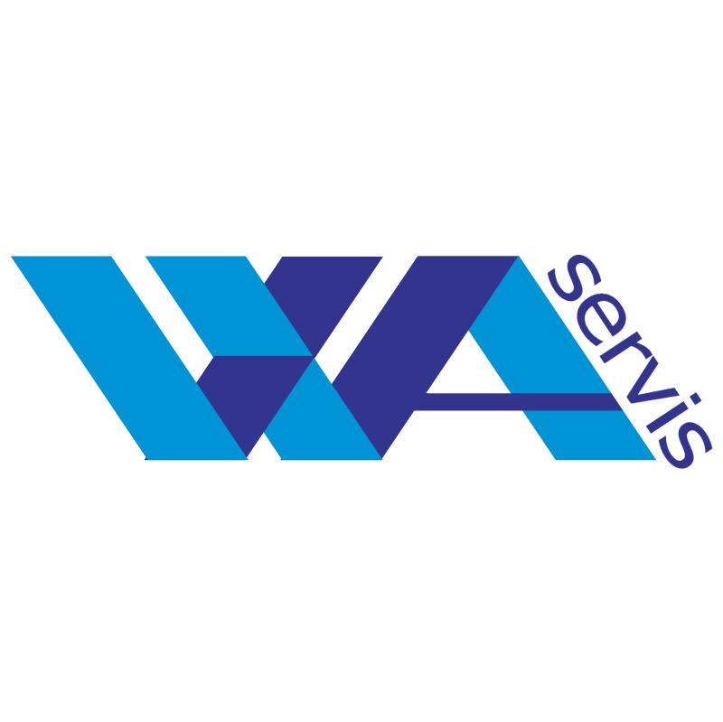 WA Servis vector