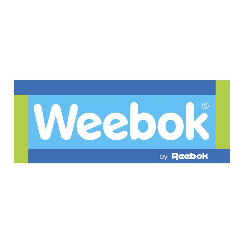 Weebok vector
