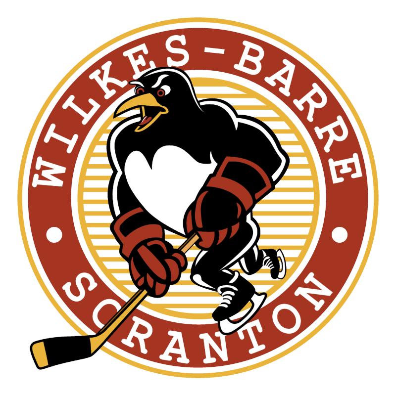 Wilkes Barre Scranton Penguins vector logo