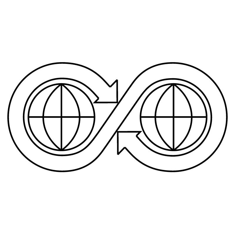 World Community Service vector