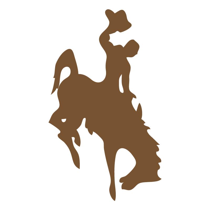Wyoming Cowboys vector