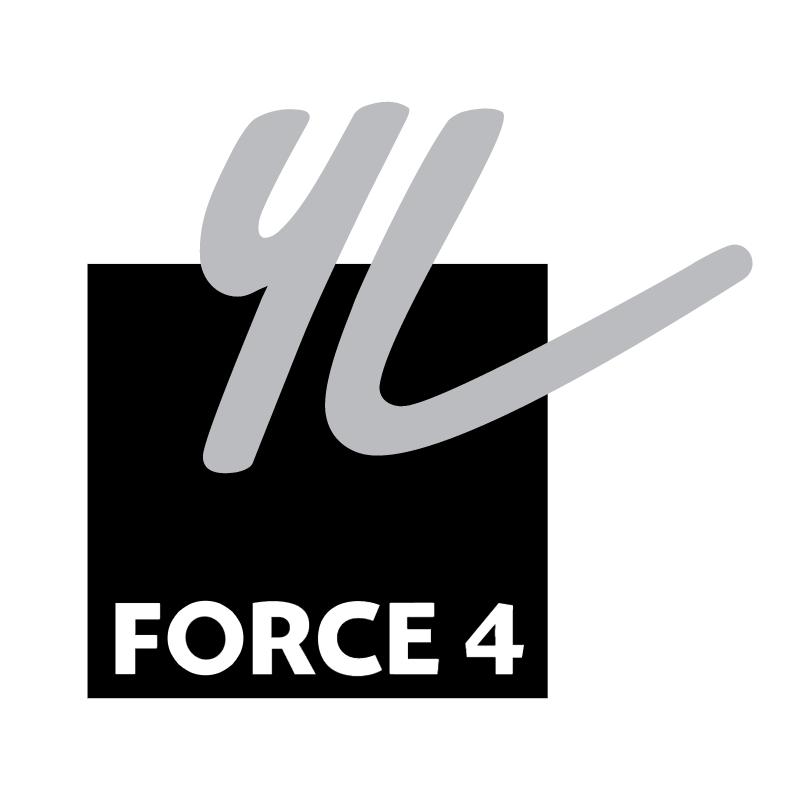 Yl Force 4 vector logo