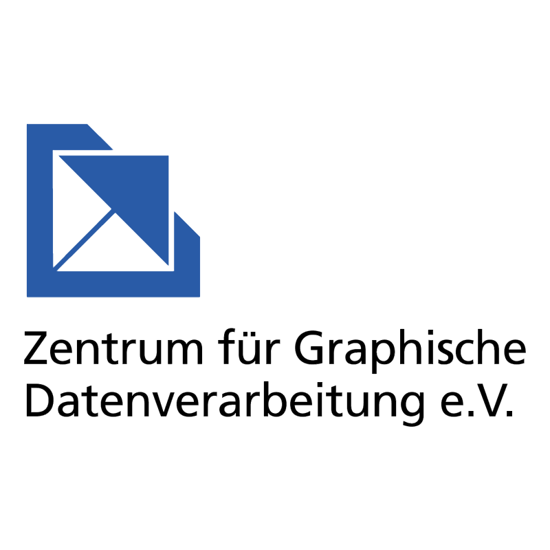 Zentrum fur Graphische Datenverarbeitung vector