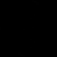 Yin yang, IOS 7, symbol vector