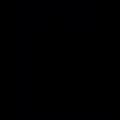 Window Frame vector logo
