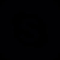 Skype Logo Square vector