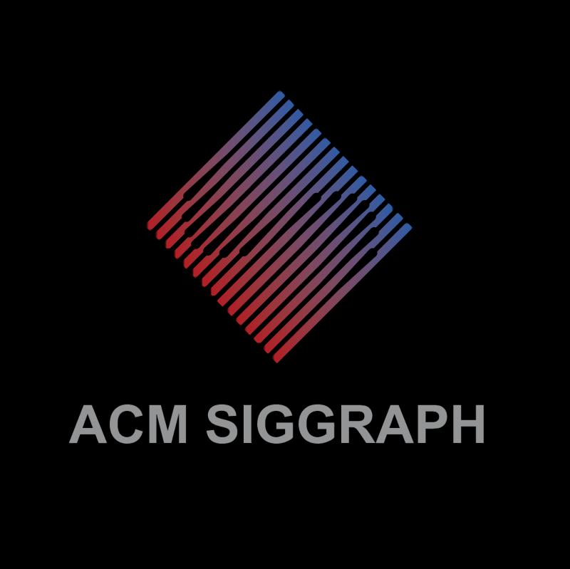 Acm Siggraph 10371 vector