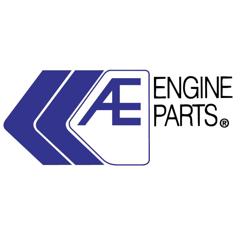 AE Engine Parts vector