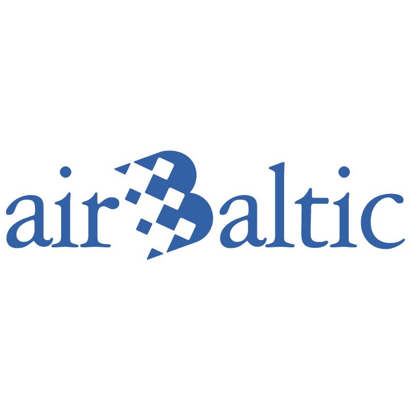 Air Baltic vector logo