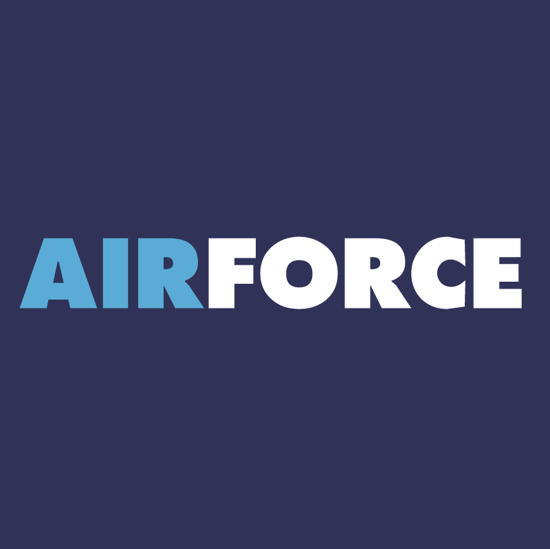 Air Force vector logo