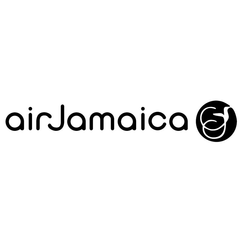 Air Jamaica vector