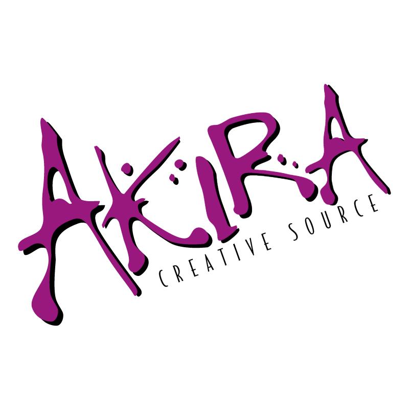 Akira Creative Source vector logo