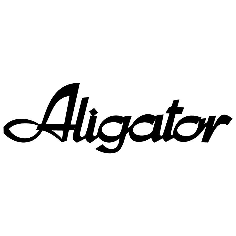 Aligator vector