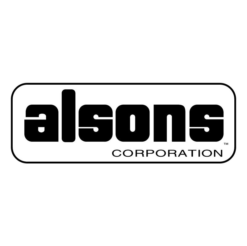 Alsons 55201 vector
