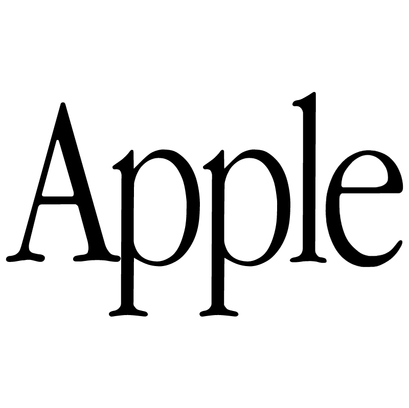 Apple 654 vector
