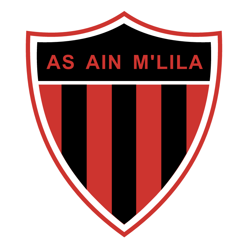 Association Sportive Ain M'lila 78788 vector